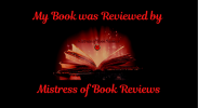 Mistress of Book Reviews REVIEW STICKER FOR AUTHORS